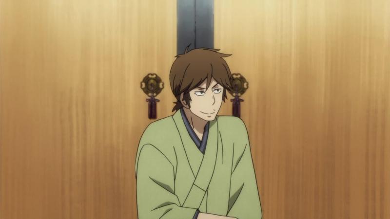 Сквозь эпохи Узы ракуго Сёва Гэнроку серия 1
