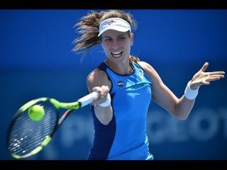 2017 Apia International Sydney Second Round | Johanna Konta vs Daria Gavrilova | WTA Highlights