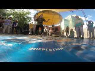 Pride Jam   Август   HiP HOP Kids    Semifinal 3