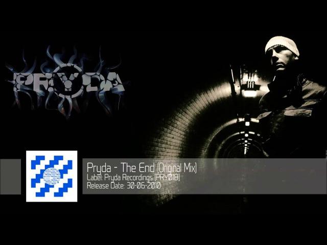 Pryda The End Original Mix PRY018