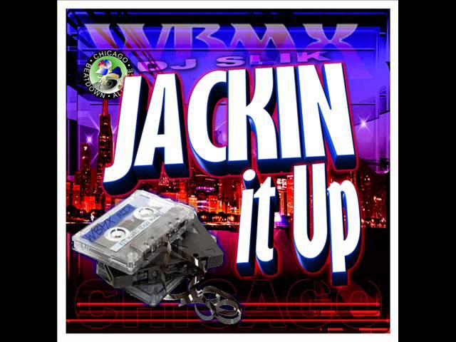 JACKIN IT UP with Chi Towns DJ SLiK WBMX classic house mix