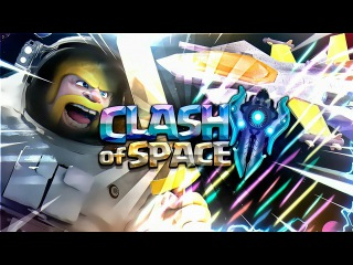 CLASH OF SPACE!!!НОВАЯ ИГРА ОТ SUPERCELL?!!