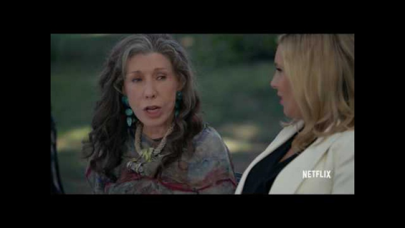 Трейле сериала Грейс и Фрэнки Grace and Frankie Сезон 3