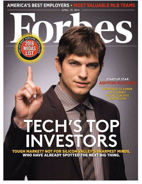 Forbes USA  April 19 2016