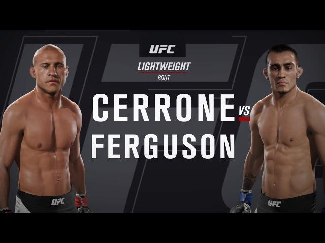UFC-2! ДОНАЛЬД СЕРОНЕ VS ТОНИ ФЕРГУСОН! АКАЗЫВАЕМ БОИ В КОММЕНТАРИЯХ!