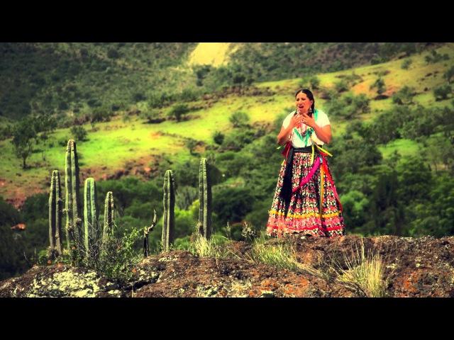 Canción Mixteca interpretada por la soprano Patricia Trujano Granados