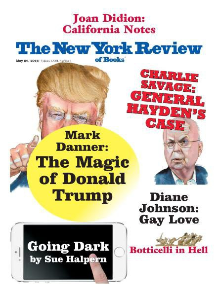 The New York Review of Books - 26 May 2016