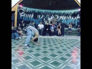 B-Boy Gun [ioe] 2016