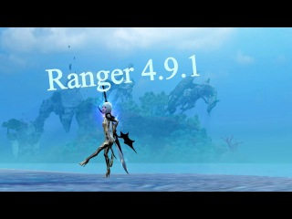 AION CATACLYSM | DIARY DAY 1 | TYPICAL FFA | RANGER