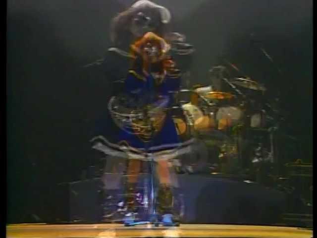 JUN TOGAWA YAPOOS TOUR LIVE '85〜'86 08 好き好き大好き