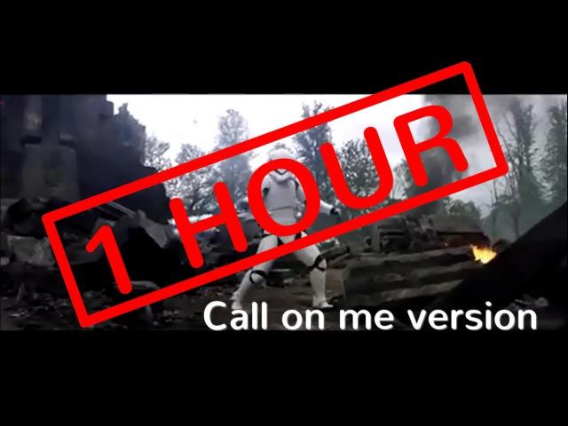 Tr-8r - Call on me - Star Wars [1H]