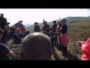 Посвящение в кадеты на горе Тишикташ ж д ст Муракаево 17 сентября 2015г