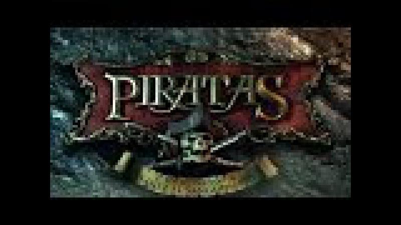 Пираты Испания Исторический сериал 4 серия