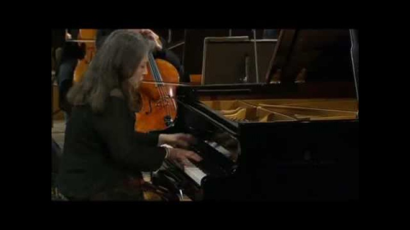 Schumann Piano Concerto in A minor OP 54 Martha Argerich Riccardo Chailly