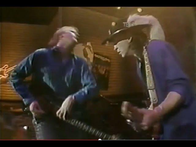 Stevie Ray Vaughan Jeff Healey 'Look At Little Sister' смотреть онлайн без регистрации