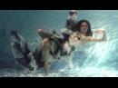 Underwater fashion show Harmagedon. Psalm 36:29 Jana Nedzvetskaya S S 2015