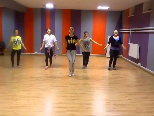Ruslana Wild Dances FitDance choreo