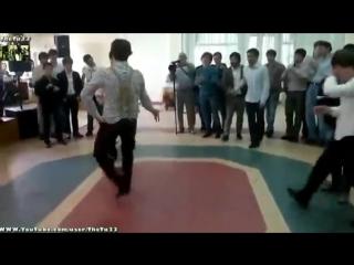 Таджик Даг Чечен Танцуют