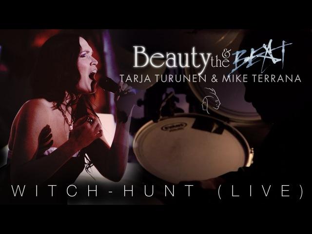 Tarja Turunen Mike Terrana 'Witch Hunt' from 'Beauty The Beat'