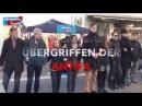 Deutsche und Ausländer beschützen die AfD 27 2 16 Neuwied antifa wahlen landtagswahl merkel eu eur