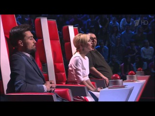 The Voice Kids 2 Russia 2015 Саида Мухаметзянова   Су буйлап Вдоль реки