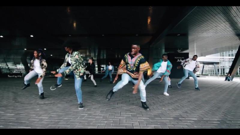 Reis Fernando. Grizzy x M Dargg - Look Like You (Afro Remix by DJ Tjaey)
