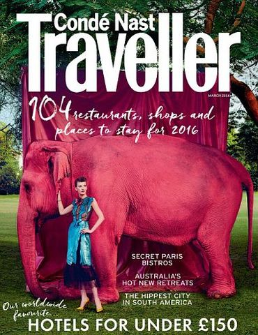 Conde Nast Traveller UK – March 2016