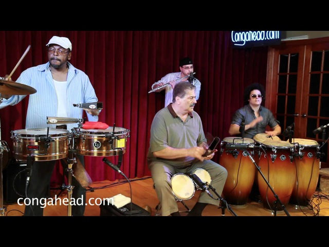 Dandy and Friends performs Son Montuno for