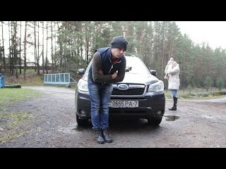 """""""Не бит, не крашен"""". Вытянуть машину из грязи колготками и синхронно переодеться пятерым девушкам"""