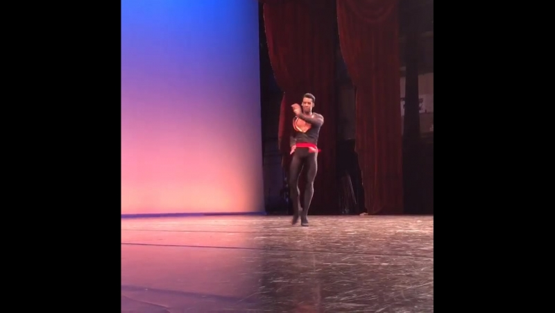 We cannot wait for Osiel Gounod to join us next season as Guest Artist Here he is performing at the World Ballet Festival in To