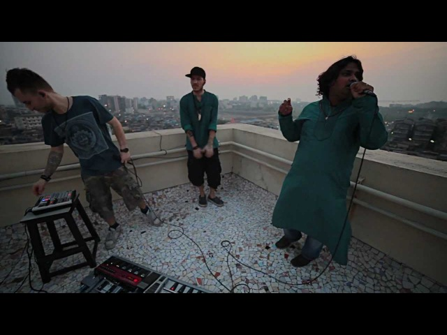 Dub FX 'NO REST FOR THE WICKED' feat. CAde Mahesh Vinayakram