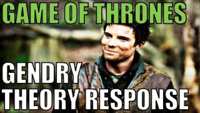 Game of Thrones Theory Response - IS GENDRY CERSEI'S KID?? (RESPONSE TO JAMES JOHNSON LADONNA S.)