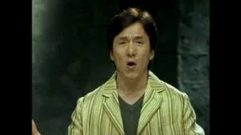 Jackie Chan - Ill Make a Man Out of You (Cantonese)