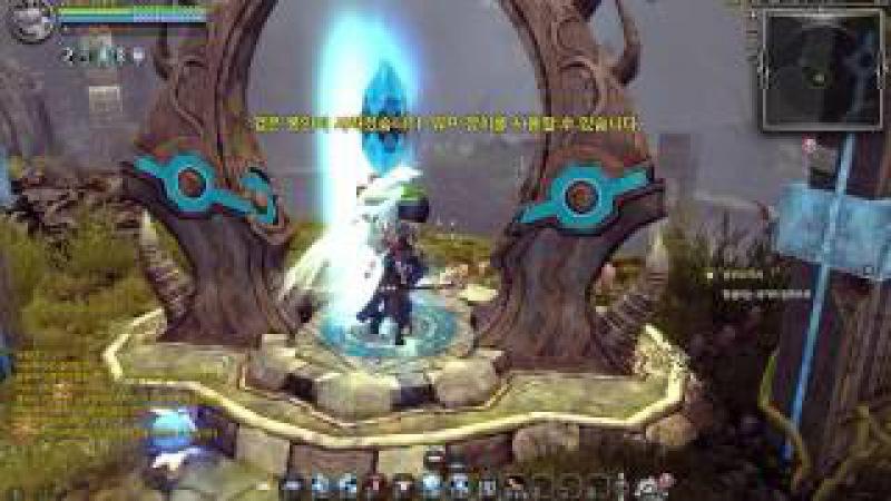 Dragon Nest R Lv90 inquisitor solo (R manticore R Arcbishop)