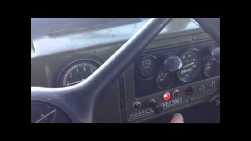 Ural 375D bj 1976 1.start 2014