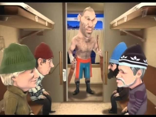 Мульт Личности 39 серия В поезде