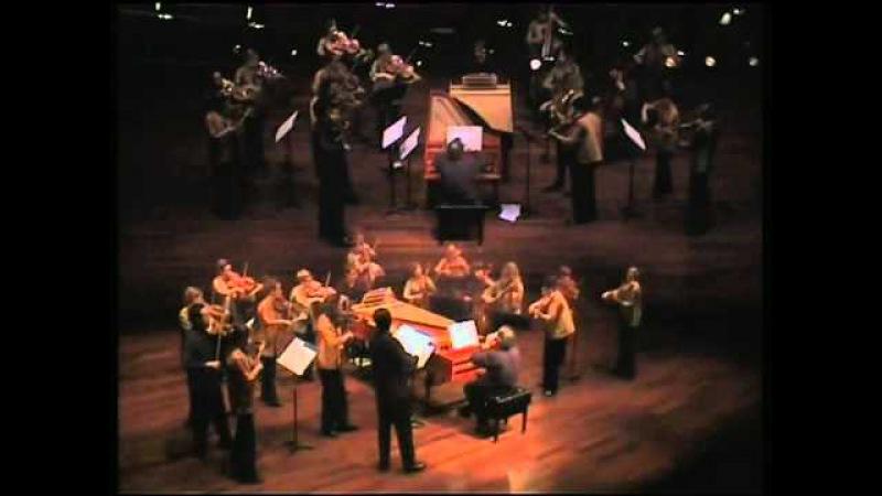 EUBO performs C P E Bach Sinfonia in B Flat Wq 182 2