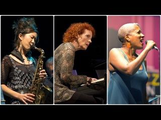 Grace Kelly, Lynne Arriale & Rene Marie Quintet - Jazz San Javier (2013)