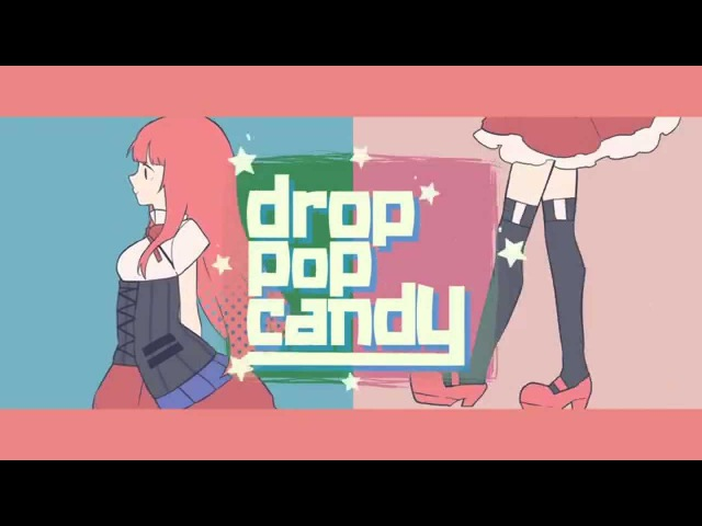 【Rin*Luka】drop pop candy【オリジナル】