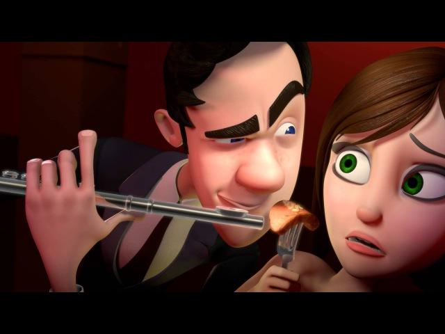 CGI Animated Shorts Brain Divided by Josiah Haworth Joon Shik Song Joon Soo Song TheCGBros