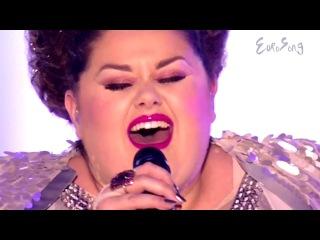 10 место Bojana Stamenov   Beauty Never Lies Serbia FINAL Eurovision 2015 LIVE