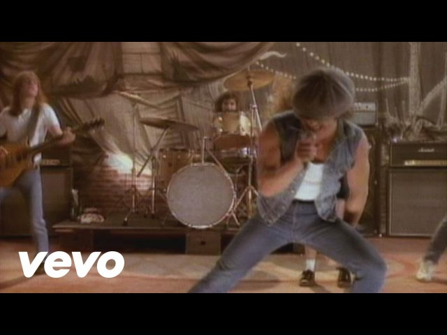 AC/DC - Fly On The Wall (from Fly on the Wall Home Video)