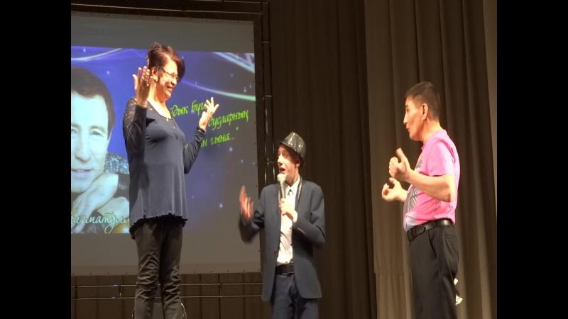 Тюменские таланты на концерте Нафката Нигматуллина