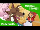 Little Red Riding Hood   Fairy Tales   Musical   PINKFONG Story Time for Children