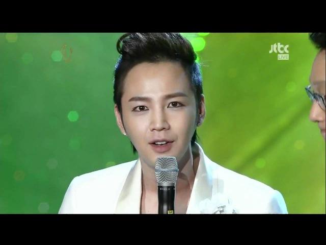 Jang Keun Suk 장근석 Baeksang 48th best popular award CUT