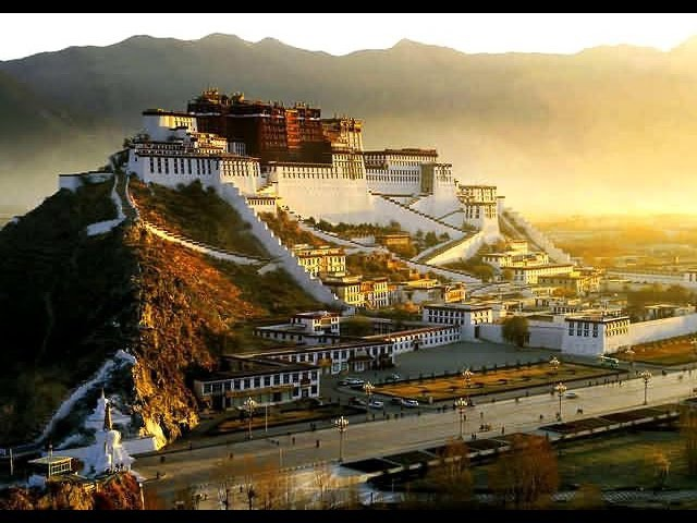 Тибет Лхаса: Самая высокогорная столица в мире: Труднодоступный и таинственный мир
