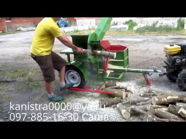 Три в одном Измельчитель веток дровокол пила Crusher branches wood splitter Circular Saw