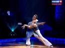 Танцы со звездами Сезон 2013 Ульяна Донскова и Артем Лялин 21 09 2013