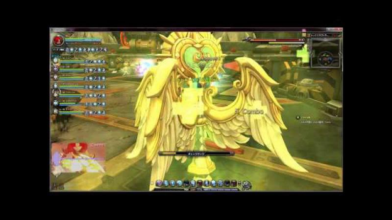 【DragonNest】RedDragon Full. Lv90 Saint view【ドラゴンネスト】