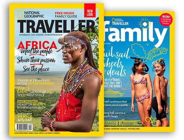 National Geographic Traveller UK September 2016